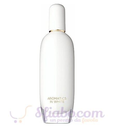 Profumo Tester Clinique Aromatics In White EDP Donna 50ml