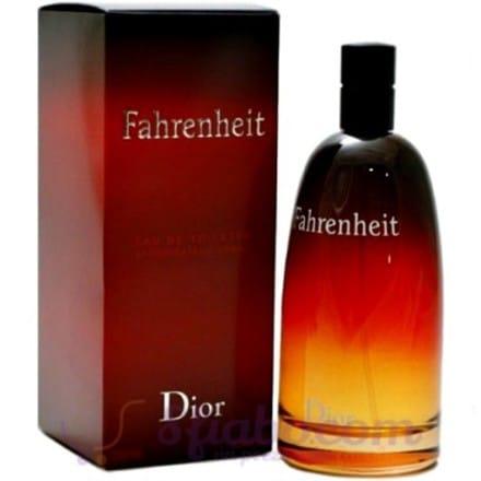 Profumo Fahrenheit Christian Dior EDT Uomo 200ml