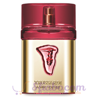 Tester Profumo Trussardi A Way for Her 100ml EDT Donna