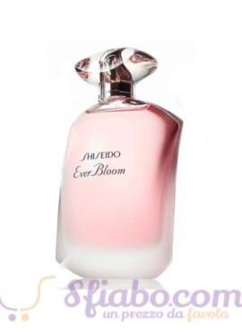 Tester Shiseido Ever Bloom EDT 90ml Donna