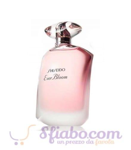Tester Shiseido Ever Bloom EDT 90ml Donna