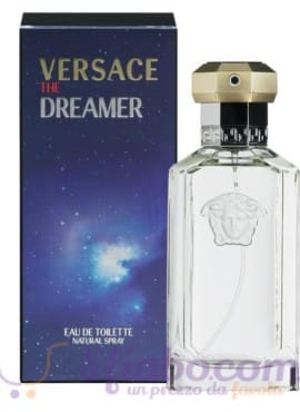 Profumo Versace The Dreamer Uomo 50ml EDT