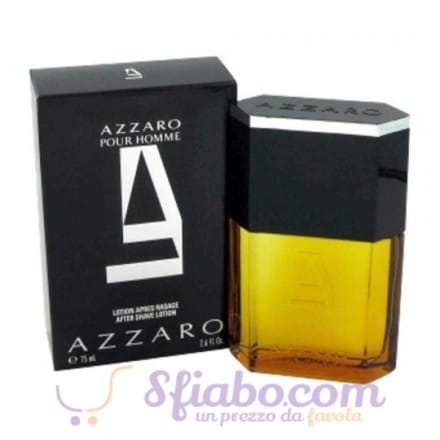 Dopobarba Azzaro Classico Uomo EDT After Shave 100ml
