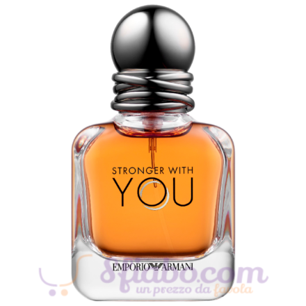 Tester Giorgio Armani Stronger With You EDT Uomo 100ml