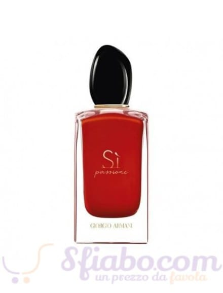 Tester Giorgio Armani Si Passion EDP 100ml Donna