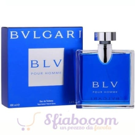 Profumo Bulgari Blu Uomo EDT 100ml