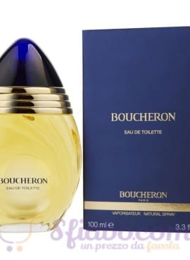 Profumo Boucheron Paris Classico EDT Donna 100ml