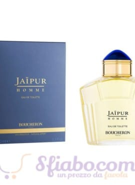 Profumo Boucheron Paris Jaipur EDT Uomo 100ml