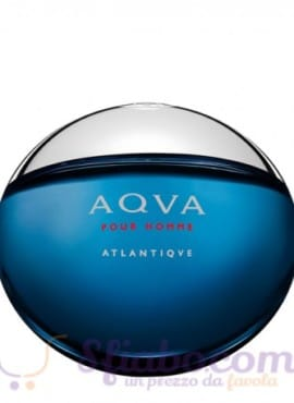Tester Profumo Bulgari Aqua Atlantique Uomo EDT 100ml
