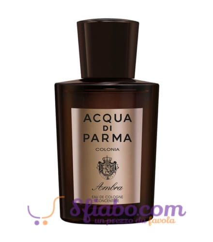 Tester Profumo Acqua Di Parma Colonia Ambra EDC Concentrèe Uomo 100ml