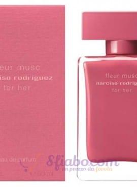Profumo Narciso Rodriguez Fleur Musc EDP 50ml Donna