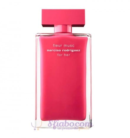 Tester Narciso Rodriguez Fleur Musc EDP 100ml Donna