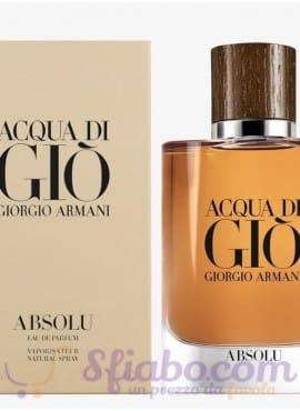 Giorgio Armani Acqua di Gio' Absolu Uomo EDP 75ML