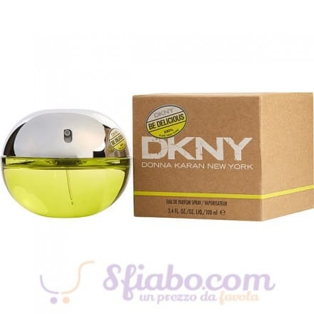 Profumo Donna Dkny Karan Be Delicious EDP 100ML