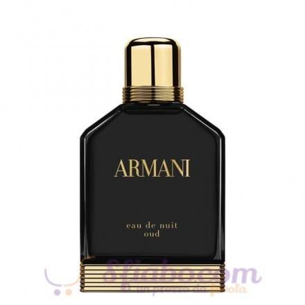 Giorgio Armani Eau De Nuit Oud Uomo EDP 100ml