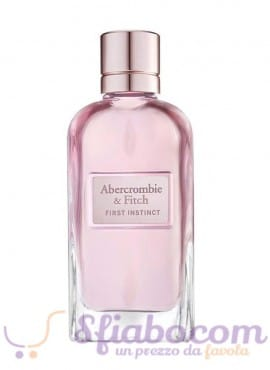 Tester Profumo Abercrombie & Fitch First Instinct EDP Donna 100ml