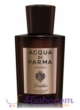 TESTER ACQUA DI PARMA COLONIA LEATHER CONCENTRÉE 100ML