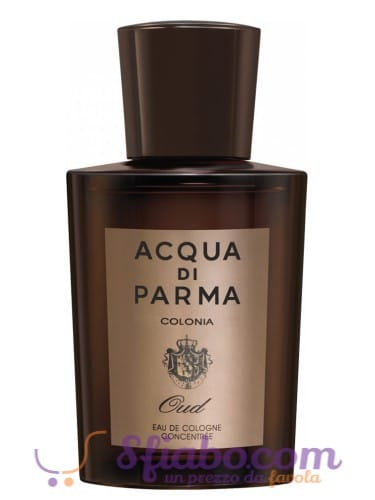 TESTER ACQUA DI PARMA COLONIA OUD CONCENTRÉE 100ML