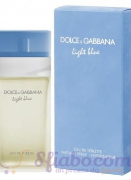 Profumo Dolce & Gabbana Light Blue EDT 200ml Donna