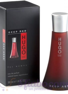 Profumo Hugo Boss Deep Red EDP Donna 50ml