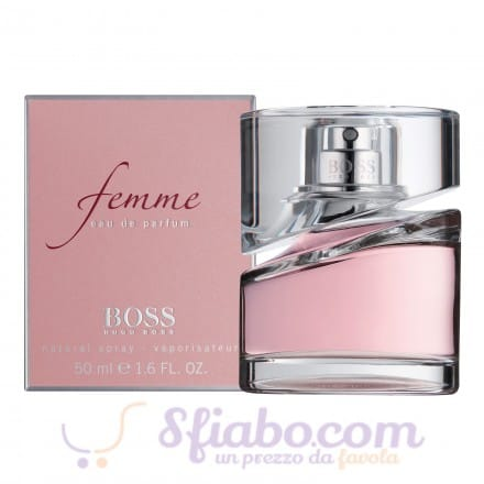 Profumo Ugo Boss Femme Du Hugo Boss EDP 50ML Donna