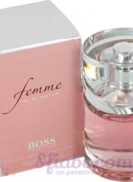 Profumo Ugo Boss Femme Du Hugo Boss EDP 75ML Donna
