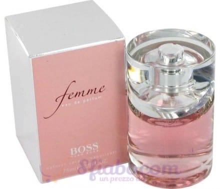 Profumo Ugo Boss Femme Du Hugo Boss EDP 75ML Donna