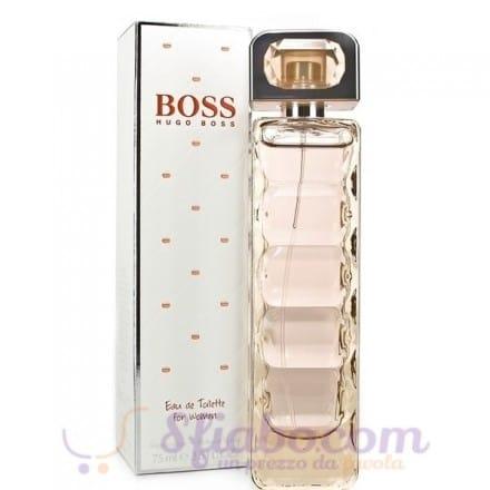 Profumo Hugo Boss Orange Donna EDT 75ml