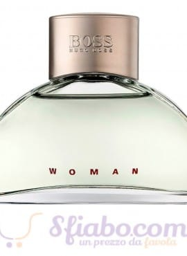 Tester Hugo Boss Woman EDP Donna 90ml