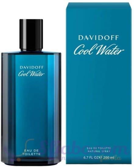 Profumo Davidoff Cool Water Classico Uomo EDT 200ml