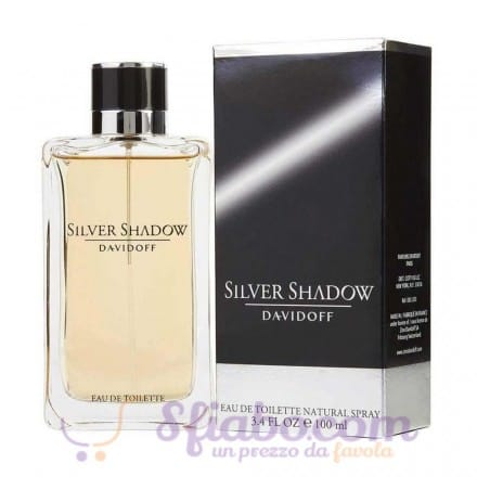 Profumo Davidoff Silver Shadow EDT Uomo 100ml