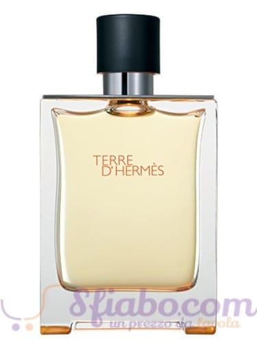 Tester Hermes Terre DHermes Uomo EDT 100ml