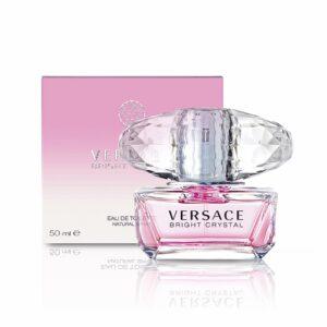 Profumo Inscatolato Donna Versace Bright Crystal Eau de Toilette 50ml