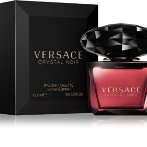 Profumo Inscatolato Donna Versace Crystal Noir Eau de Toilette 90ml
