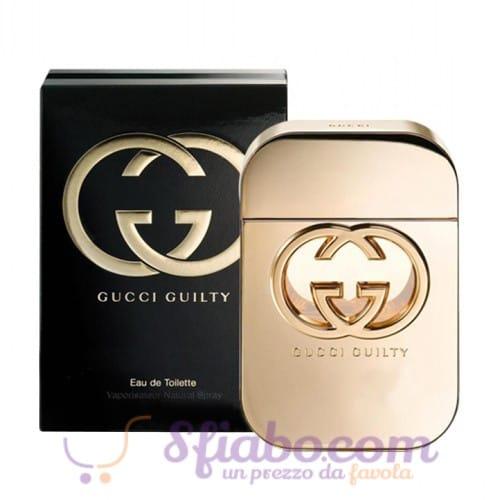 Profumo Gucci Guilty Donna EDT 75ml