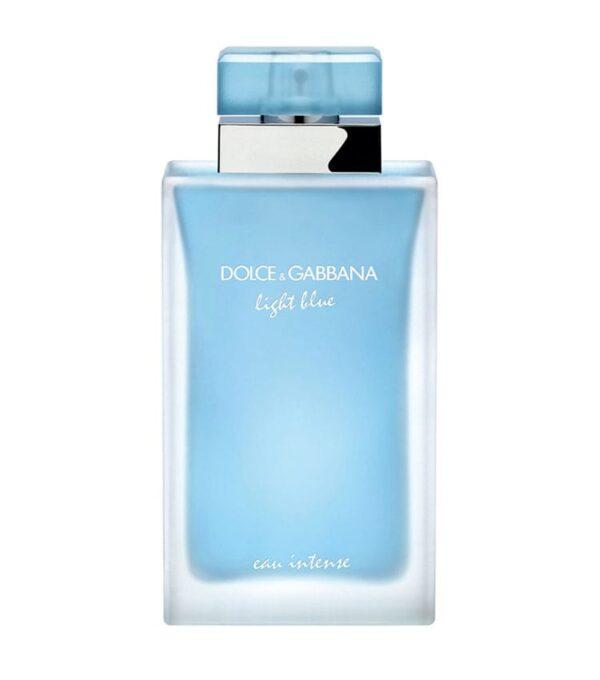 tester dolce gabbana light blue eau intense 100ml donna edp