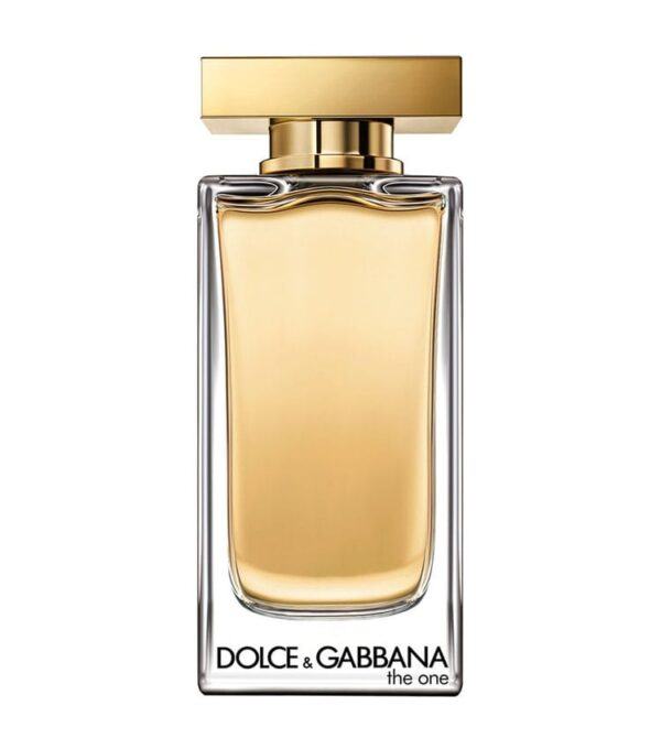 tester dolce gabbana the one edt donna 100ml