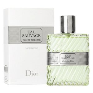 Profumo Uomo Christian Dior Eau Sauvage Eau de Toilette 50ml