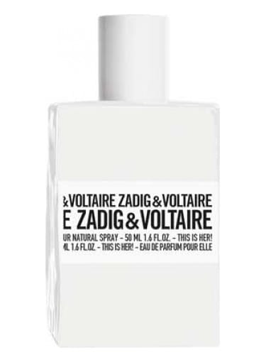 Zadig Voltaire This is Her EDP 100ml donna tester
