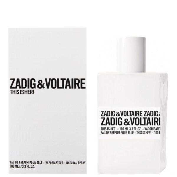 Zadig Voltaire This is Her Eau De Parfum 100ml