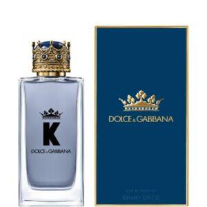 Profumo Inscatolato Uomo Dolce & Gabbana K Eau de Toilette 100ml