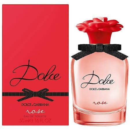 dolce gabbana dolce rose edt donna 50ml