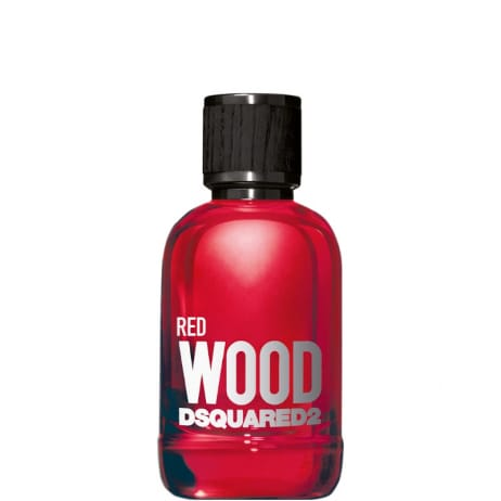 dsquared red wood donna 100ml edt