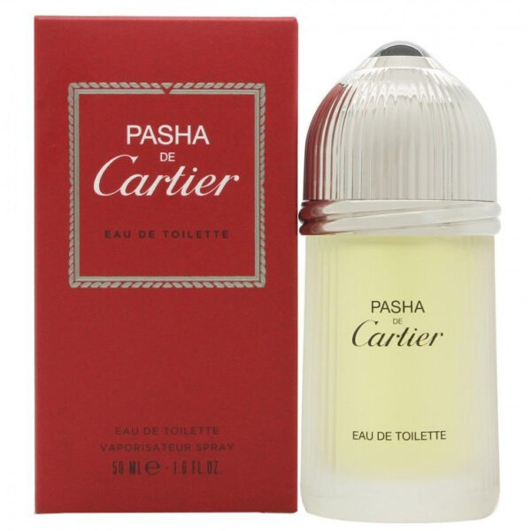 Profumo Inscatolato Pasha de Cartier Uomo EDT 50ml