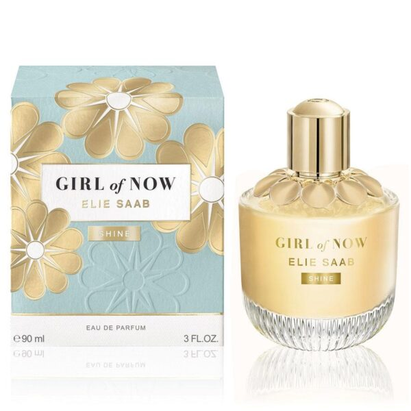 Elie Saab Girl Of Now Shine Edp 90ml donna