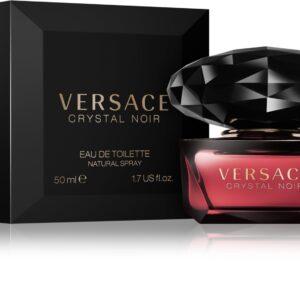 Profumo Inscatolato Donna Versace Crystal Noir Eau de Toilette 50ml