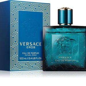 Profumo Inscatolato Uomo Versace Eros Eau de Parfum 100ml