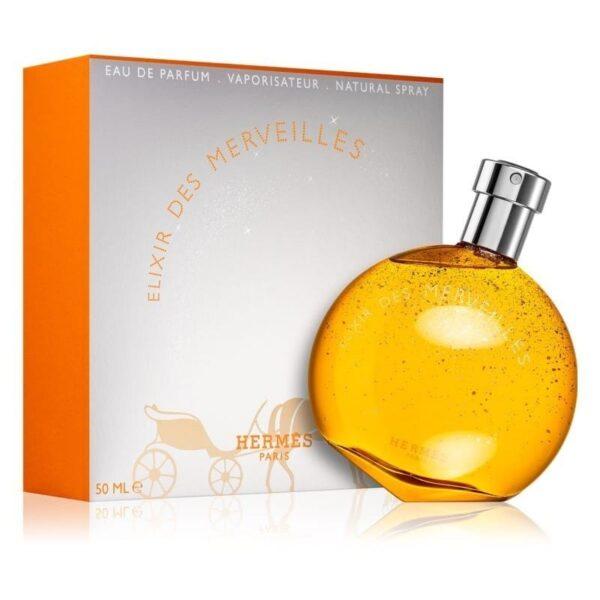 hermes elixir des merveilles eau de parfum donna 50ml