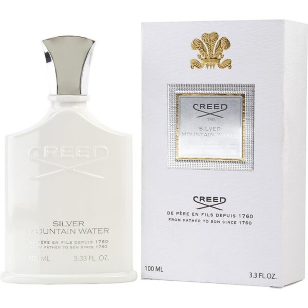 creed silver mountain water unisex edp 100ml